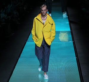 Paris spring/summer 13: Louis Vuitton