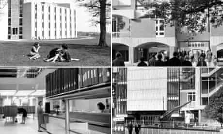 Plate glass universities 1960s
