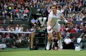 Wimbo Day 7 part 2: Andy Murray at Wimbledon 2012