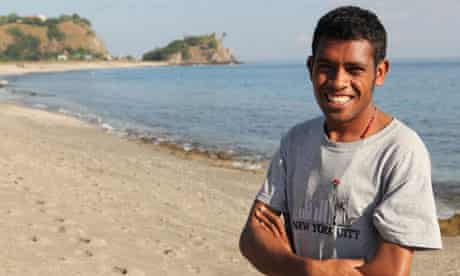 Augusto Ramos Soares from Timor-Leste
