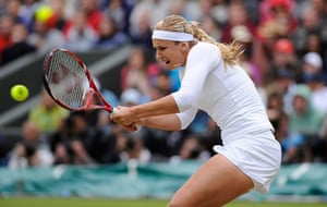 Wimbo Day 7 part 2: Sabine Lisicki at Wimbledon 2012