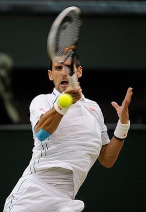 Day 7 Wimbledon: Wimbledon 2012