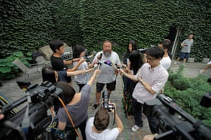 Picture desk live: Chinese dissident artist Ai Weiwei