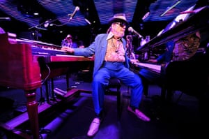 Week in music: Dr John performs in London on 18 July