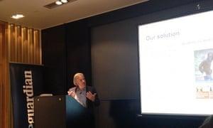 Dan Roberts presents 'Signature stories'
