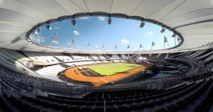 Stirling: 2012 Olympic Stadium