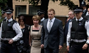 PC Simon Harwood Found Not Guilty Of The Manslaughter Of Ian Tomlinson At The G20 Protests In 2009
