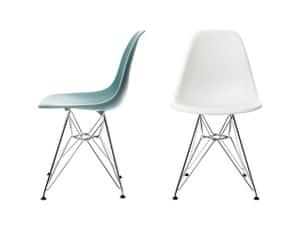 Eames: DSR Chair