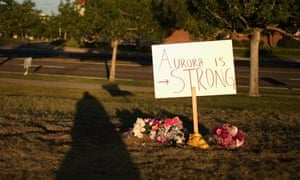 In Aurora, a community tries to return to normal after theater shooting