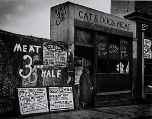Another London: Bishopsgate road, Paddington, London 1934
