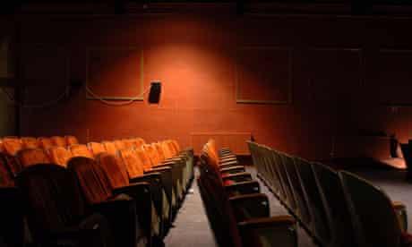 Independent cinema seats