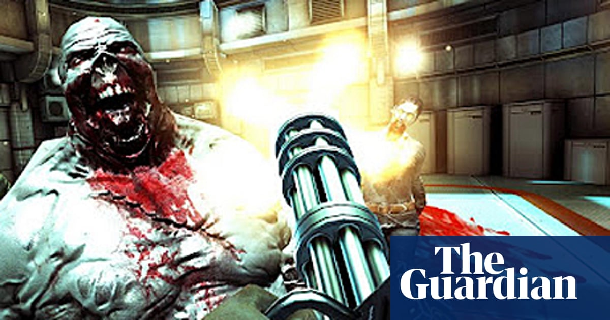 Developer Says Piracy Forced Dead Trigger Android Game To Go Free Technology The Guardian