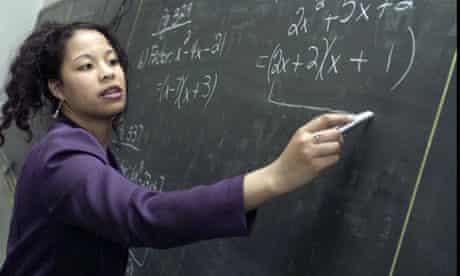 A maths teachers