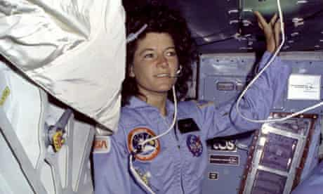 First woman in space Sally Ride