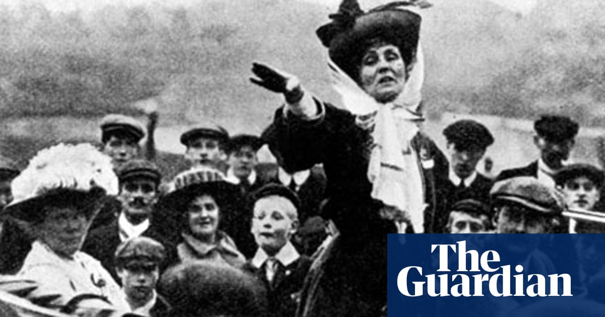 Great speeches of the 20th century: Emmeline Pankhurst's Freedom or