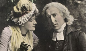 Ellen Terry with Henry Irving, circa 1880