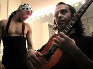 Guardian Camera Club: A review of Flamenco Express' portfolio