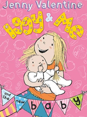 Childrens Books: Iggy and Me and the New Baby