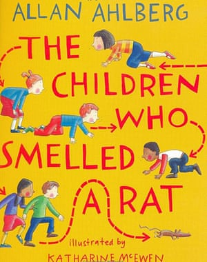 Childrens Books: The Children  Who Smelled a Rat