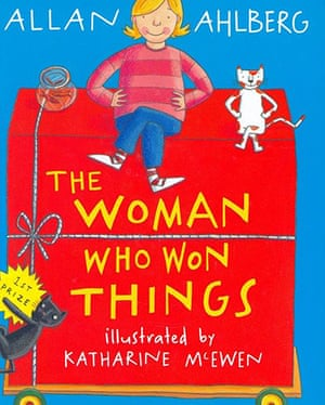 Childrens Books: The Woman Who Won Things