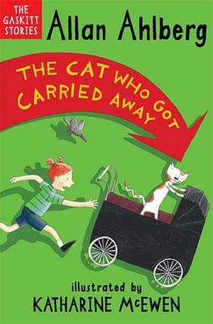 Childrens Books: The cat who got carried away Allan Ahlberg