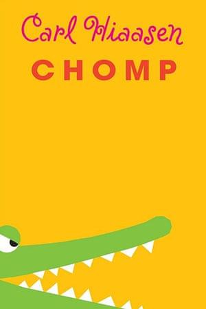 Childrens Books: Chomp by Carl Hiaasen