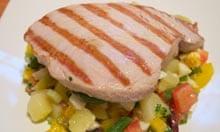 Gary Rhodes recipe salade niçoise