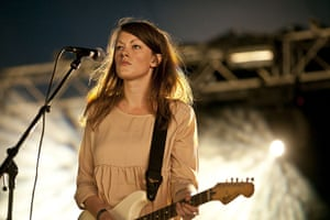 Camp bestival preview: Colette Thurlow of 2:54