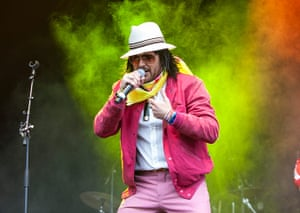 Camp bestival preview: Miguel Mantovan (Mike Keat) of The Cuban Brothers