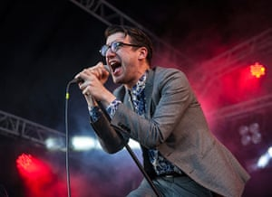 Camp bestival preview: Fred Macpherson from Spector