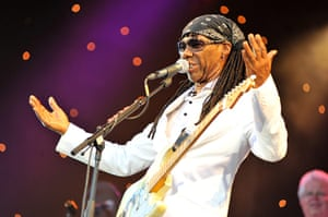 Camp bestival preview: Nile Rodgers of Chic