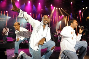 Camp bestival preview: Kool and the Gang