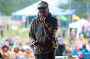 Camp bestival preview: Scroobius Pip