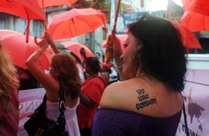 Calcutta: International AIDS Conference in the Sonagachi redlight district