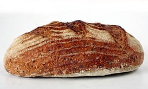 A loaf of real bread