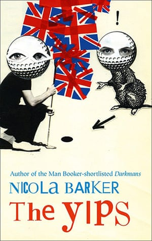 Man Booker Prize 2012: Nicola Barker The Yips