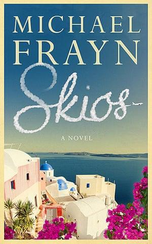 Man Booker Prize 2012: Michael Frayn Skios