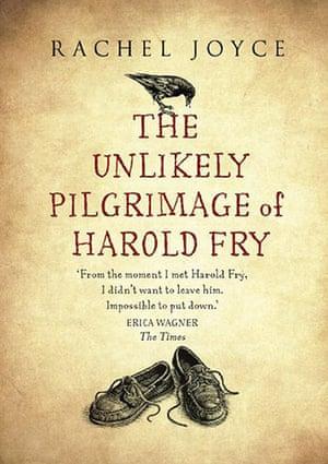 Man Booker Prize 2012: Rachel Joyce The Unlikely Pilgrimage of Harold Fry