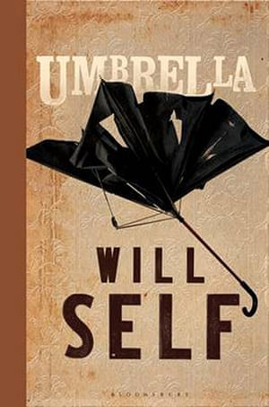 Man Booker Prize 2012: Will Self  Umbrella