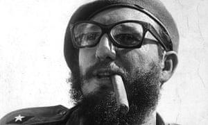 Fidel Castro in 1960 Havana