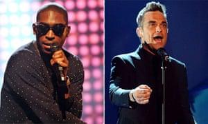 Tinie Tempah & Robbie Williams