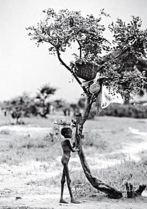 Bystanders: famine