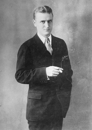 10 best: F Scott Fitzgerald