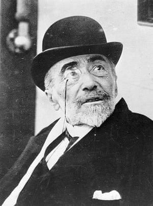 10 best: Joseph Conrad