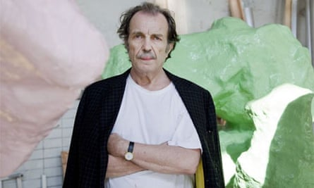 Franz West in 2009