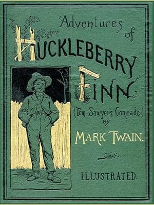 10 best: Adventures of Huckleberry Finn