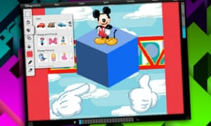 Disney Pixel'd app