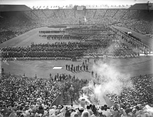 Opening ceremonies: London Olympic Games 1948 - Opening Ceremony