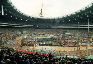 Opening ceremonies: Opening Ceremony Montreal 1976