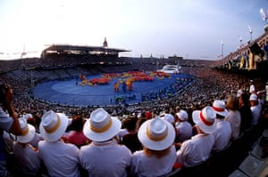 Opening ceremonies: Barcelona Olympics  - Opening Ceremony